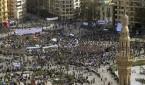 تطورات الأحداث الجارية في ميدان التحرير